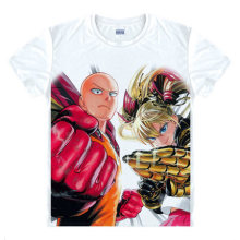 ONE PUNCH MAN Saitama and Genos T-Shirt – 15