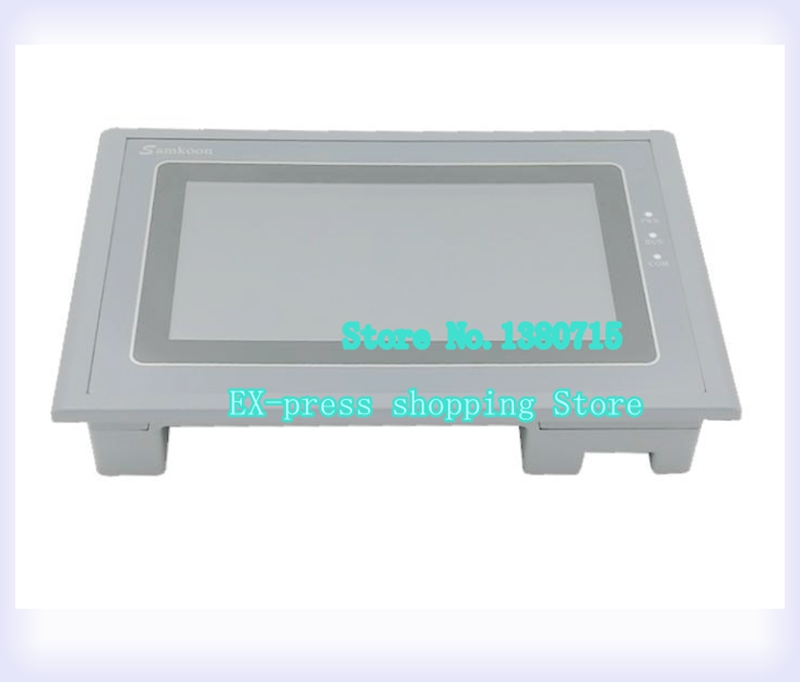 SK-070AE update to SK-070FE SAMKOON Touch Screen 7 inch 800*480 HMI new in box comptible SK-070AE pws5610t s 5 7 inch hitech hmi touch screen panel human machine interface new 100% have in stock