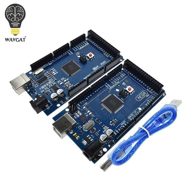 MEGA2560 MEGA 2560 R3 ATmega2560-16AU CH340G AVR USB board Development board MEGA2560 for arduino