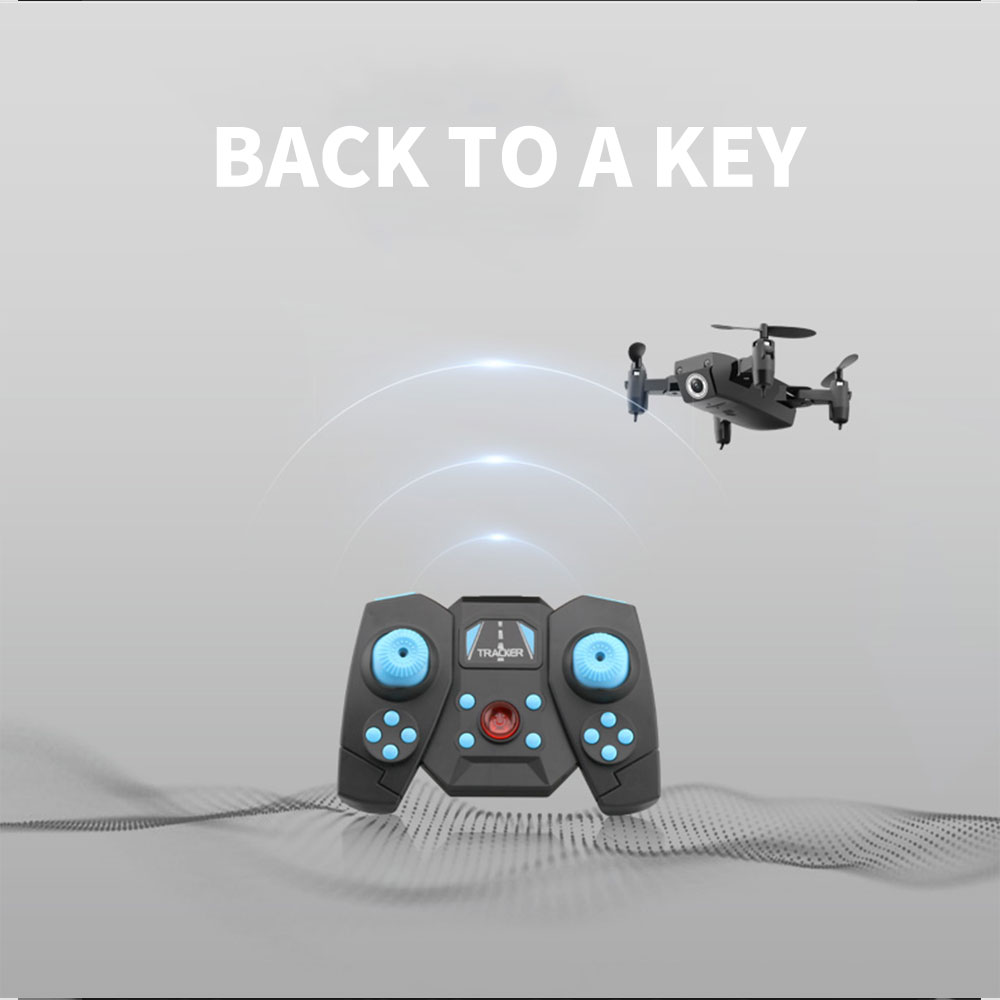 Lensoul Mini Drone WIFI 2 0MP Camera RC Helicopter Aircraft