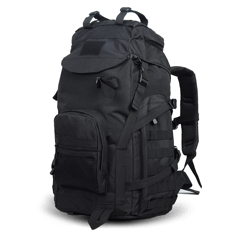 55L Military Tactical Backpack 900D Outdoor Bag Camping Hiking Mountaineering Climbing Travel Backpack MultiFunction Outdoor Bag цена
