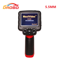 Newest Original Autel Maxivideo MV400 Digital Videoscope with 5.5mm diameter imager head inspection camera Code Reader Scanner