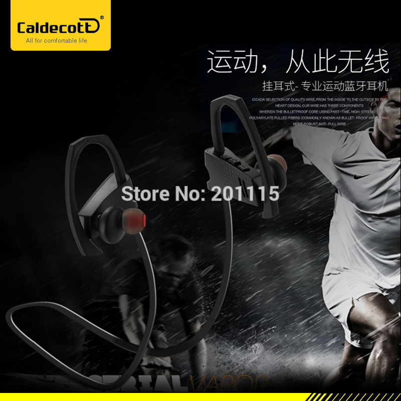 ФОТО Original Q9 bluetooth headset wireless sport bluetooth earphone with mic noise cancelling earbuds english voice for smartphones
