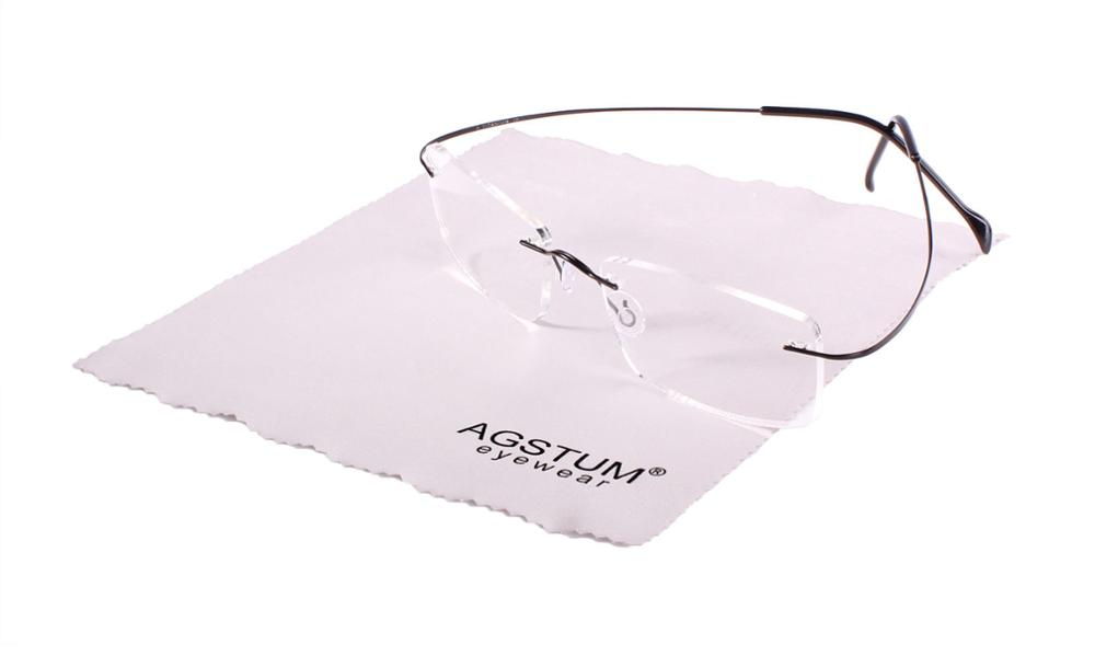 44a8fad2e5 Detail Feedback Questions about Agstum 55mm Rimless Frame Pure ...