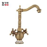 European antique faucet
