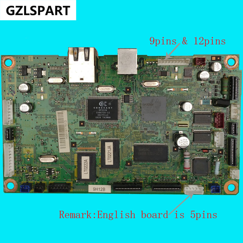 FORMATTER PCA ASSY Formatter Board logic Main Board MainBoard for brother MFC7840N MFC-7840 7840 N