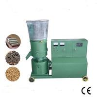 30KW KL400C Pellet Press Feed Wood Pellet Mill With Motor, Feed Pellet Making Machine