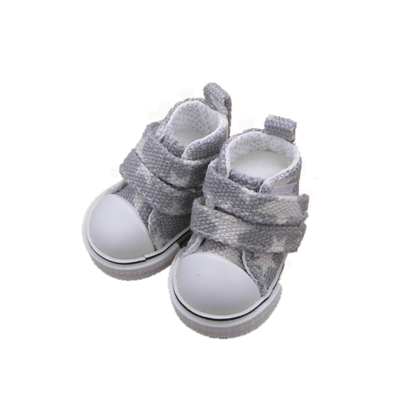 Tilda 5cm Mini Doll Star Shoes For BJD Dolls,Fashion Canvas Casual Sneakers 1/6 Boots for Ball Joint Doll Doll Accessories чехол для iphone 7 объёмная печать printio девятый вал картина айвазовского