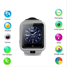 M11 for Samsung Smart Watch IP67 Waterproof Android 6.0 support 2G/3G/4G Heart Rate GPS WIFI Bluetooth Smartwatch Sport Watches(China)
