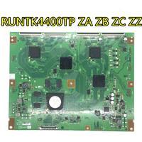 100% o trabalho de teste para a placa lógica Afiada CPWBX4400TP RUNTK4400TP 4400TP ZA ZB ZC ZZ|Controles remotos| |  -