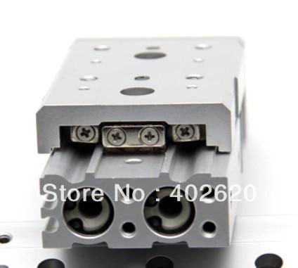 2pcs/lots,MXS8-10AT,SMC style pneumatic sliding pneumatic cylinder, free shipping dhl ems 2 lots 1pc smc mgj6 10 a2
