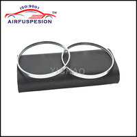 Free Shipping For Mercedes W211 Rear Rubber Sleeve With Rings Pillows Air Bellows Air Suspension Repair
