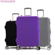 Tragbare Hohe Qualität Verdicken Reisegepäck Warenkorb Tasche Abdeckung Schutzhülle Deckt die Staubbeutel Sets Elastizität (18-32 zoll)