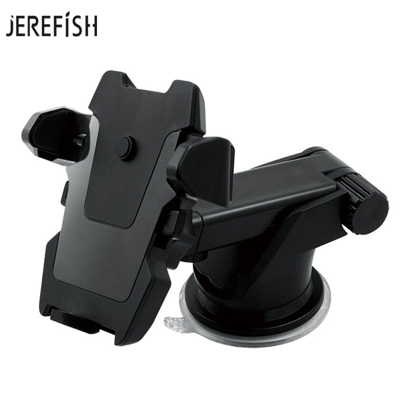 JEREFISH Dashboard <font><b>Flexible</b></font> Long Car-styling Phone Car Holder <font><b>Stand</b></font> Support Telephone Voiture for <font><b>iPhone</b></font> Xiaomi Samsung Holder