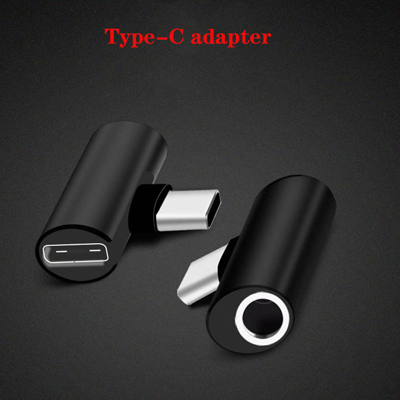 USB Type C To 3.5mm Earphone Jack Adapter For Xiaomi Mi 8 Lite Mi8 Aux Audio Cable Headphone Charger Charging USB-C Conve
