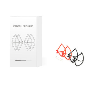 Image 5 - 4pcs Lightweight safety Propeller Protective Guard for Parrot ANAFI Drone Accessories Propeller Protector Guard Props
