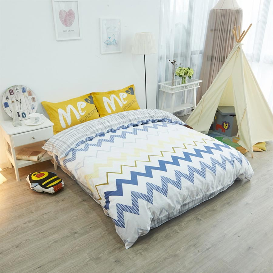 compare prices on geometric bedding sets online shoppingbuy low  - geometric bedding set adult teen kid man boycotton full queen fashiondouble home textile