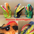 dinosaur hand puppets kid Dinosaur Model Prehistoric Rubber Simulation Jurassic Park Figure Tyrannosaurus Rex Interactive Toys
