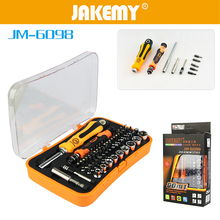 JAKEMY 66 in 1 Screwdriver Socket Set Hand Repair Tools Home Household Appliances Mobile Phone Laptop Electrical Hardware Tool 12 in 1 multi tool box for toolsthe toolkits household hardware tools suit