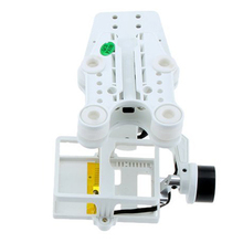 Walkera Белый Пластик G-2D Бесщеточный Карданный для iLook/GoPro Hero 3 на X350 Pro FPV Quadcopter TE066