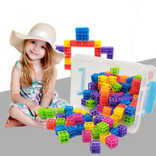 Building Blocks Toys DIY Assembly Classic Colorful Brick  Field Educational