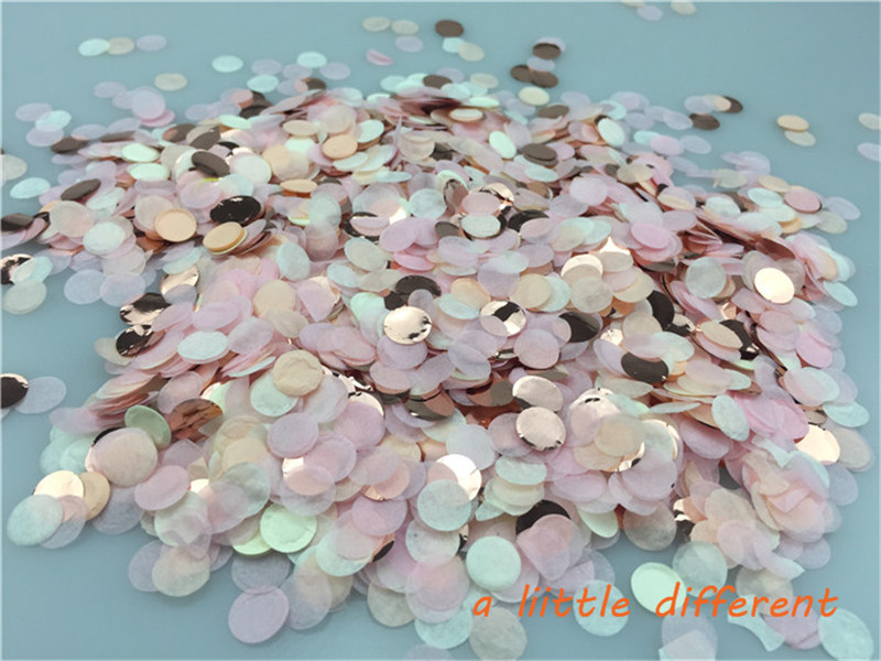 1cm 1kg/bag Vintage Love Small Circle Wedding Paper Confetti Dots Filled Balloons Table Baby Shower Decorations1cm 1kg/bag Vintage Love Small Circle Wedding Paper Confetti Dots Filled Balloons Table Baby Shower Decorations