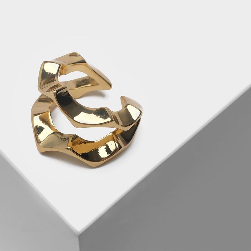Amorita boutique Stylish and elegant lady Irregular ring