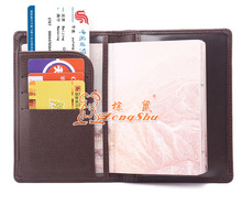 ZS Fashion passport holder passport package passport cover passport case multifunctional travel storage bag clip Flights clip