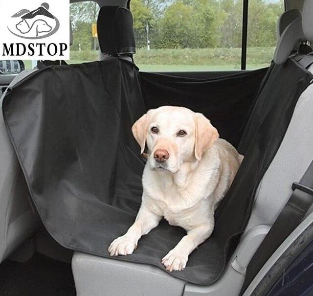 Mdstop impermeable asiento de banco para mascotas perro gato esteras ...