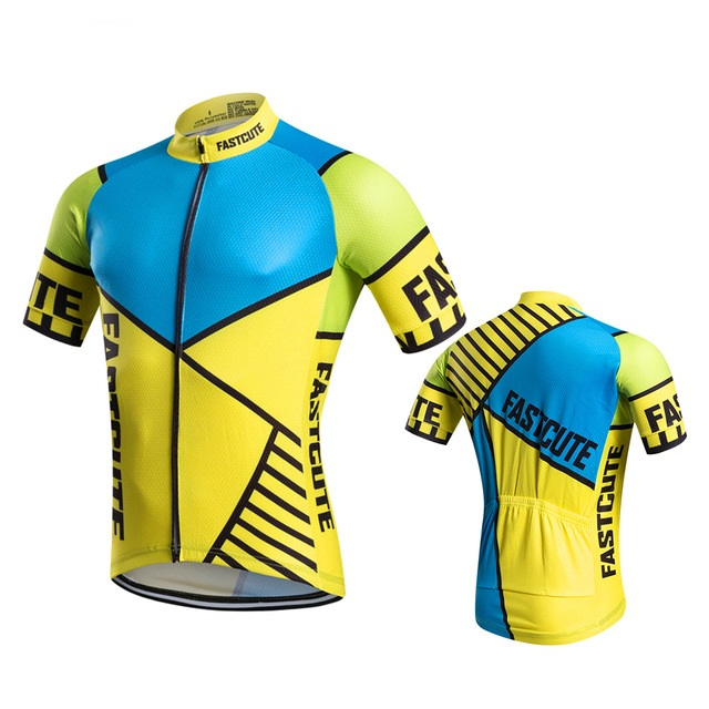 Jersey Ciclismo Equipe Pro Team 2017 Mens Cycling Clothing Summer Short Sleeve Outdoor Bicycle Sport Clothes Top Cycling Shirts