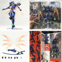 Revoltech Yamaguchi EVA  Action Figure Collectible Kids Toys Gifts