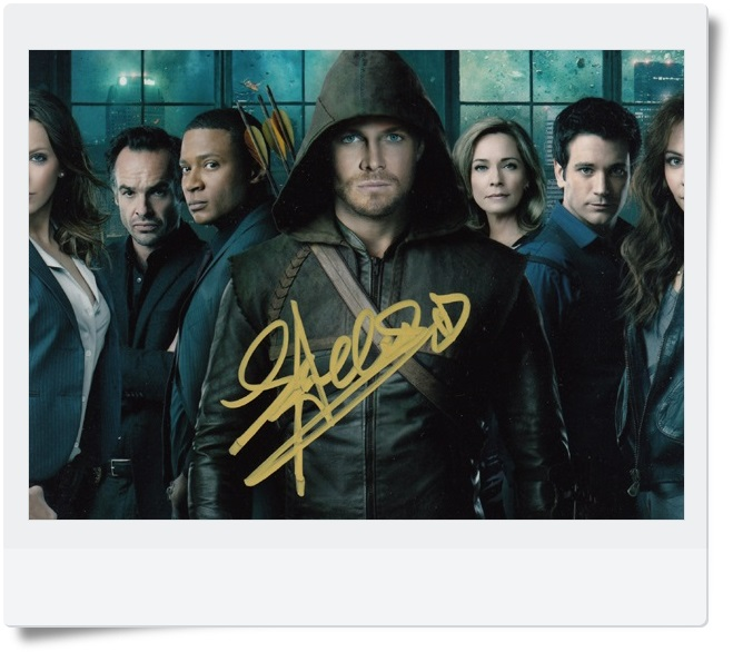 signed Stephen Amell  autographed  original photo  Arrow 7 inches freeshipping 4 versions 062017 A signed tfboys jackson autographed photo 6 inches freeshipping 6 versions 082017 b
