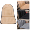 Universal Car Four Seasons Sponge Charcoal Cushion Single Seat Cover Warm Mat Pads Interior Seat Accessories 3 Colors E#A3
