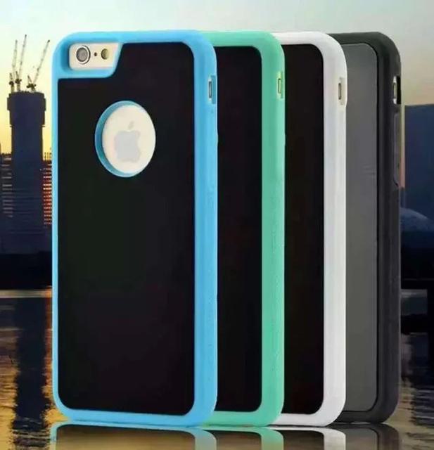 Anti-gravity Phone Case For iPhone 7 6s Plus 6 5 5S SE