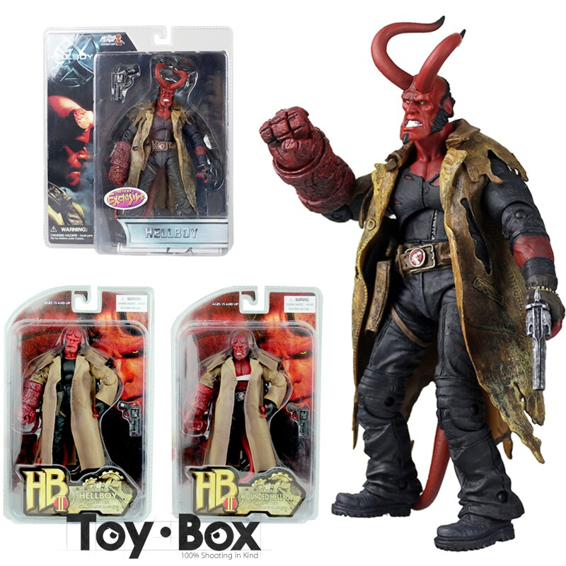 Hellboy Mainan-Beli Murah Hellboy Mainan lots from China