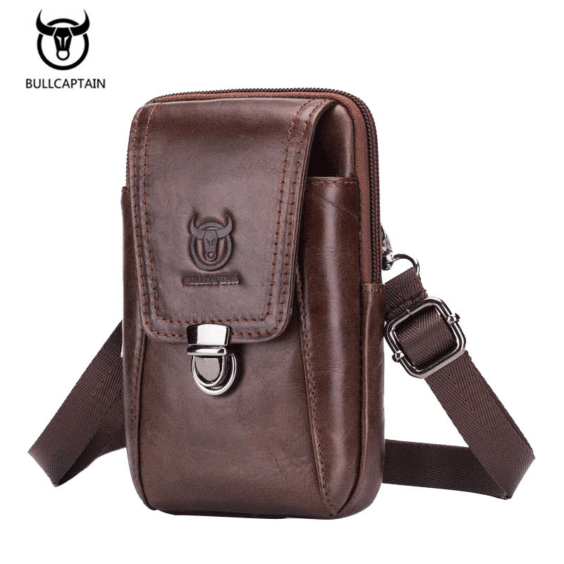fanny-pack-men-brown-genuine-leather-waist-bags-for-men-fashion-cigarette-phone-case-money-belt-for-travel-security-wallet-purse