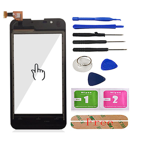 Image 3 - 4.0 Mobile Phone Touch Glass For BQ BQS 4072 BQ 4072 Touch Screen Glass Digitizer Panel Lens Sensor Tools Free Adhesive