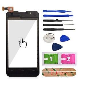 Image 3 - 4.0 telefon komórkowy szkło dotykowe dla BQ BQS 4072 BQ 4072 dotykowy digitalizator do szkła ekranu Panel obiektywu czujnik narzędzia bezpłatne klej