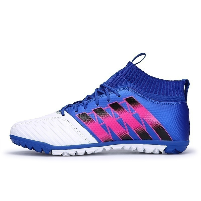 0fd6db7b454df Men s futzalki football shoes sneakers indoor turf superfly futsal 2018  original football boots ankle high soccer