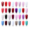 Beau Gel 1pcs 7 ml Nail Gel Polish Professional Long Last UV Colored Gel Polish UV/LED Lamp Needed Nail Polish Gel Lacquer