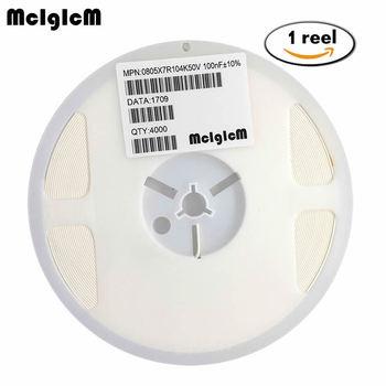 MCIGICM 0805 smd kondensator ceramiczny 100pf 47pf 10pf 10nf 1nf 100nf zestaw kondensatorów 0.5pF-47 uF 1 kołowrotki