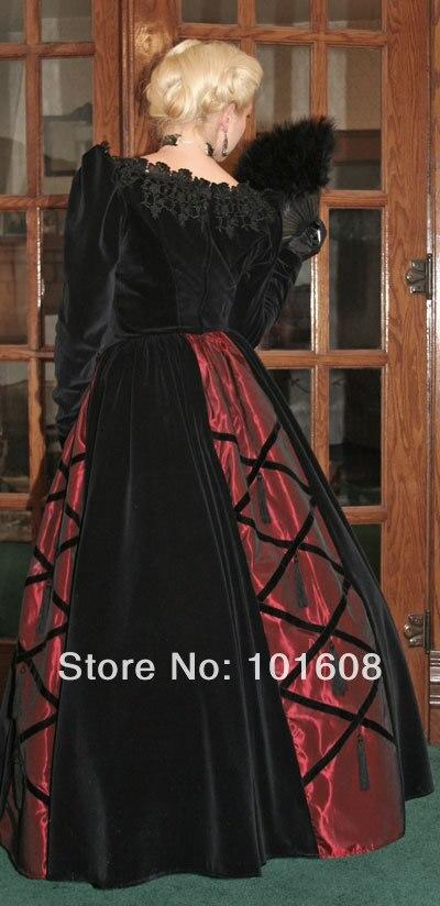 1860 S Viktorianisches Korsett gotischer/Bürgerkrieg Südliches ...