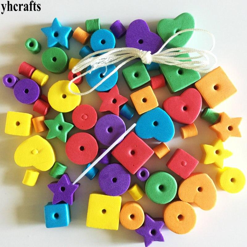 1-sac-65-pieces-lot-perles-de-lacage-en-mousse-a-forme-geometrique-travail-manuel-creatif-jouets-educatifs-precoces-jouets-en-perles-d'artisanat-de-maternelle-pas-cher