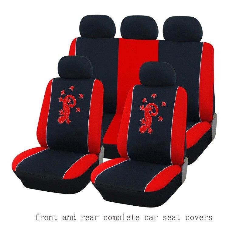 BLACK VAUXHALL CORSA PREMIUM CAR SEAT COVERS PROTECTORS 100/% WATERPROOF