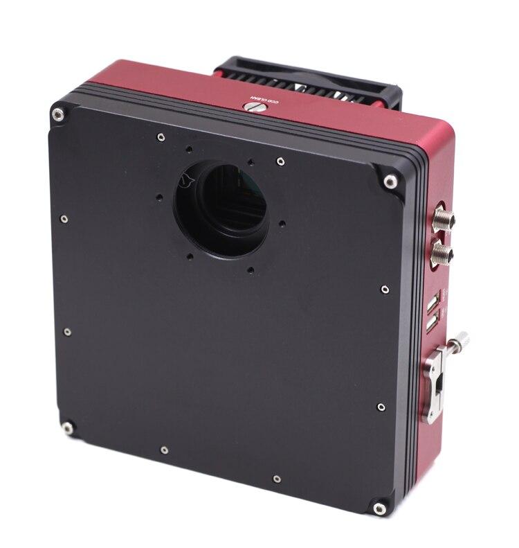 QHY695A-r 8 posición 1,25 pulgadas 7x36mm disco alto QE astronomy CCD