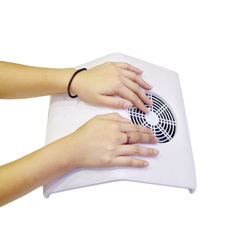 Powerful Motor Nail Dust Collector Manicure Nail Art Salon Suction ...