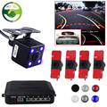 16MM Original Flat Sensors For Auto Parking Monitor Car DVD Player Car Video Parking Sensor With LED Rear View Camera