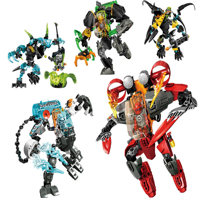 Hero Factory 6 Star Soldier Evo Xl Machine Robot Building Block Brick Toys Best Gifts For Kids Compatible with lEgOinglys 44018 decool 10589 hero factory 6 0 star soldier action figure surge