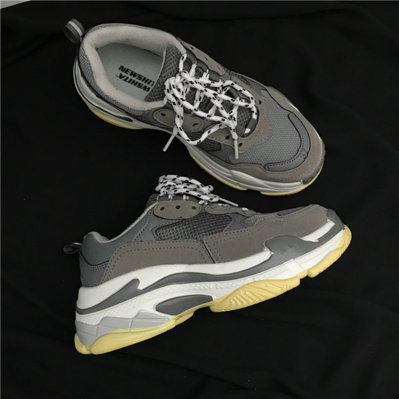 Fashion Men Shoes Lightweight Mesh Sneakers Breathable Men Casual