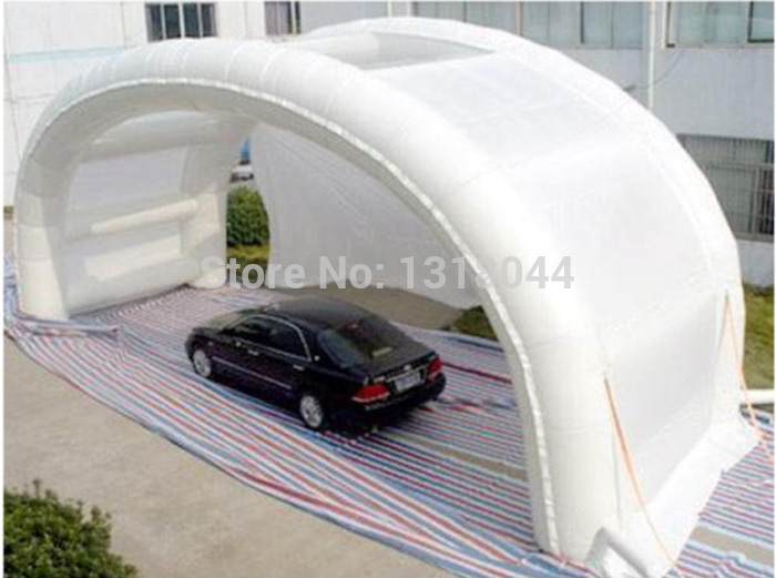 new style ccf28 394ae US $990.0 |Outdoor Shell Shape Folding Waterproof Inflatable Car  Shelter,Mobile Inflatable Car Wash Shelter-in Inflatable Bouncers from Toys  & Hobbies ...